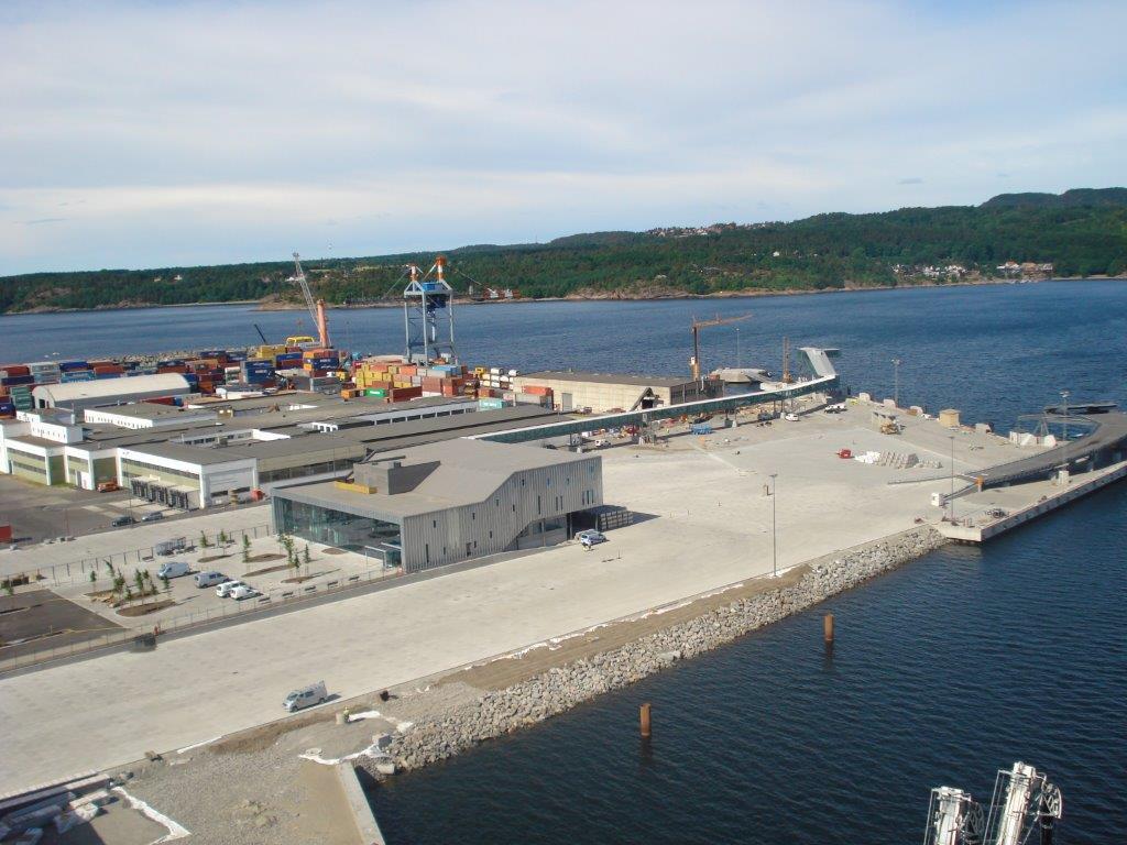 Larvik Terminalen